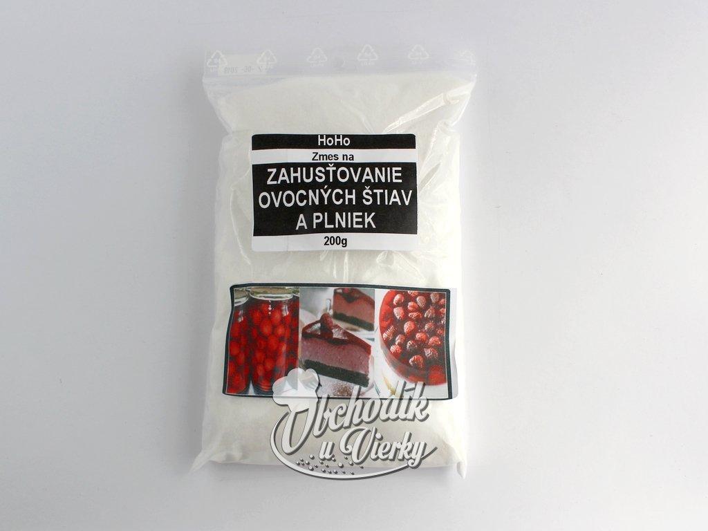 Prípravok na zahusťovanie ovocných štiav a džemov 200g HoHo