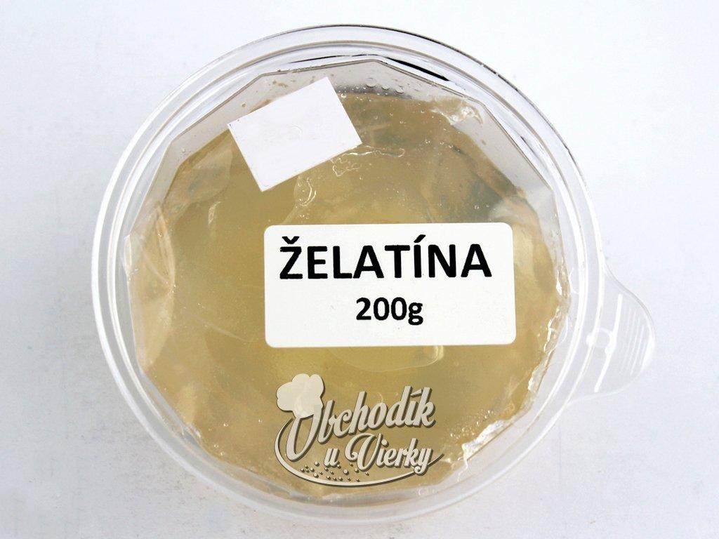 Želatína 200g HoHo