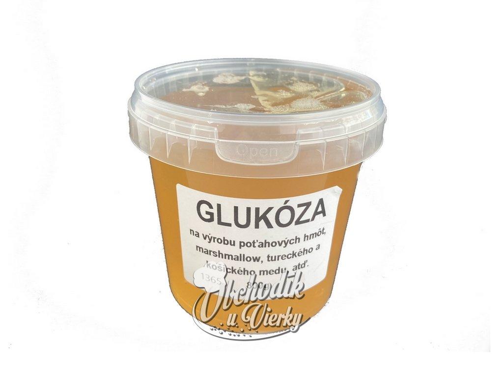 Glukóza škrobový sirup700g