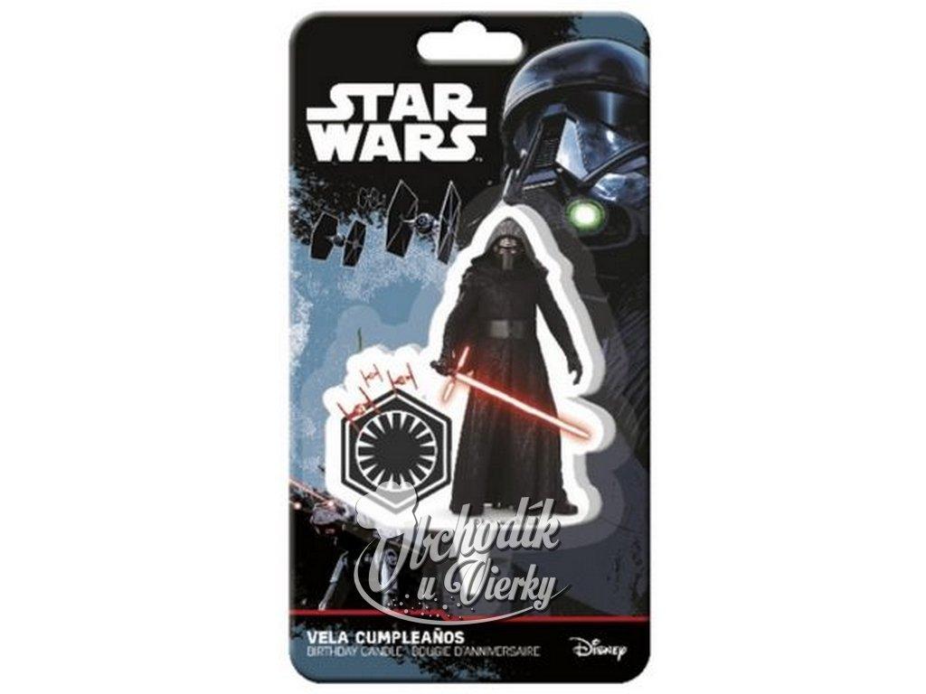 Sviečka STAR WARS Darth Vader