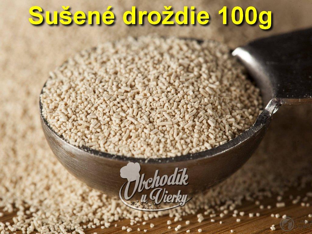 Sušené droždie 100g