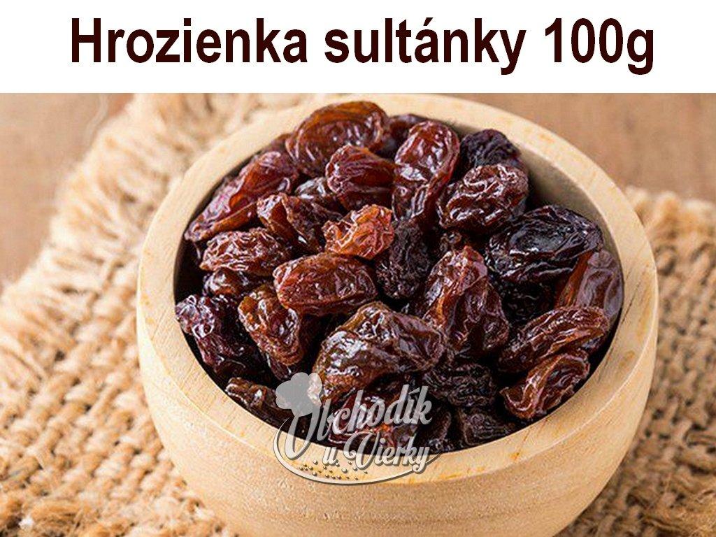 Hrozienka sultánky 100g
