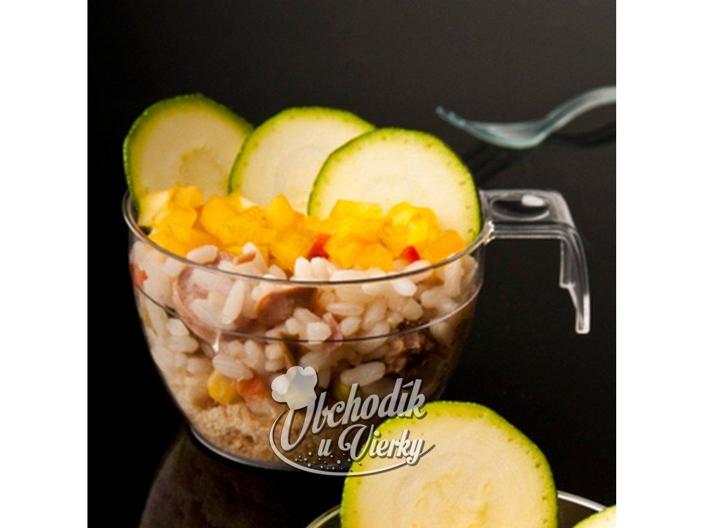 Pohárik dezertný CUP (na dezerty, pannacottu, mousse,...) 1