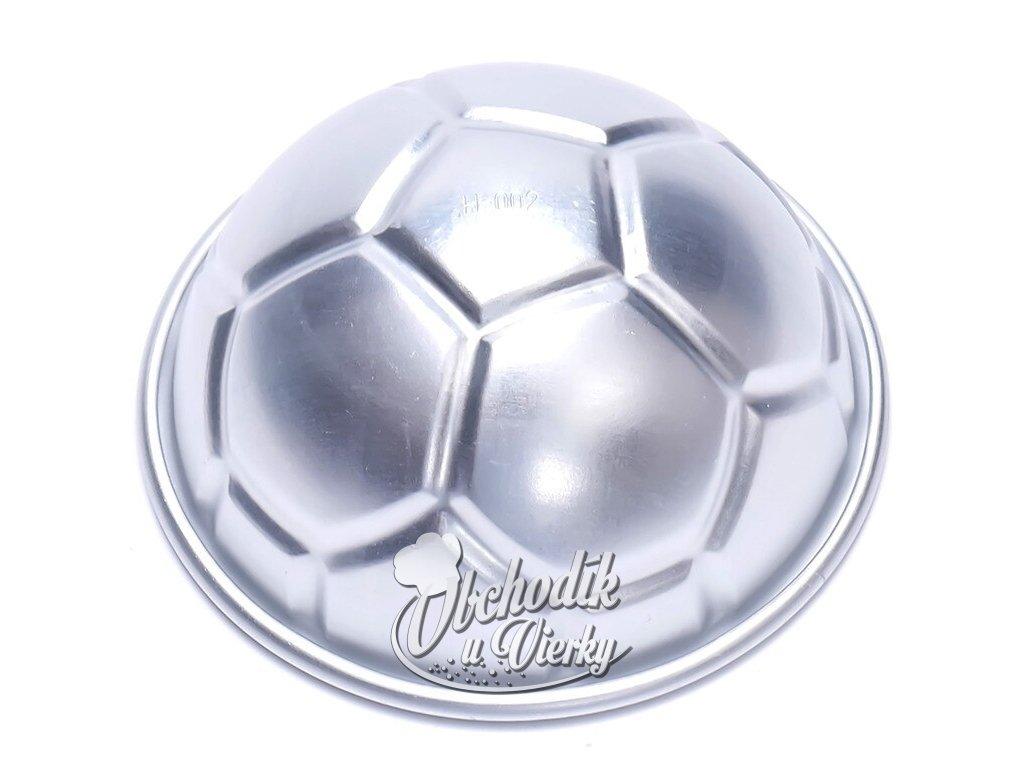 Forma na pečenie futbalová lopta O 9 cm 1