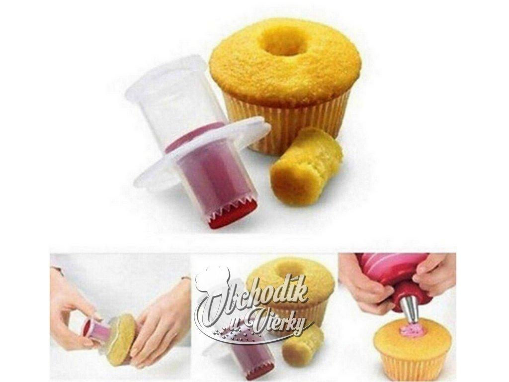 Vypichovač stredov na muffiny 3