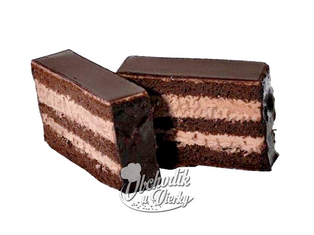 Parížsky čokoládový rez 35g