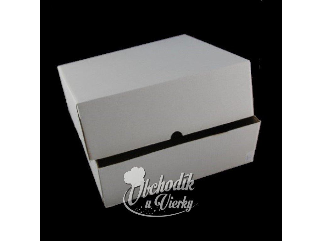 448,5 Krabica zaklápacia 29 x 29 x 10 cm (448,5)