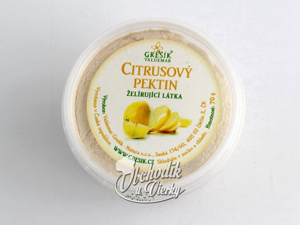 Citrusový pektín 70g