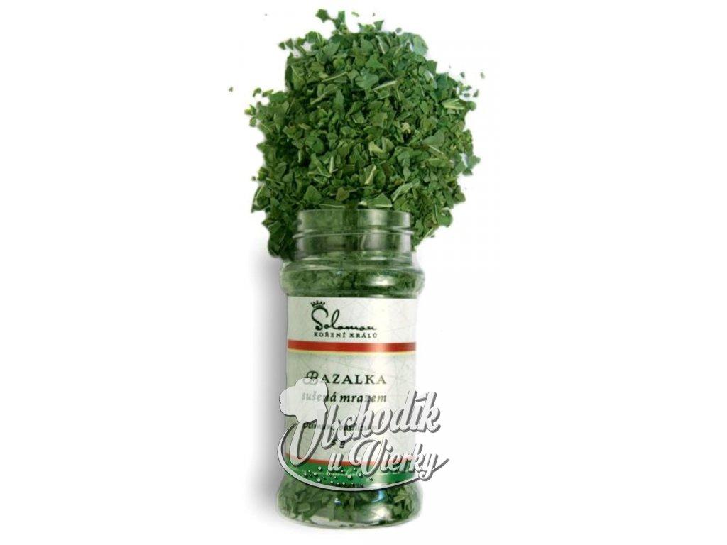 Bazalka sušená mrazom korenička 80 ml (5 g)