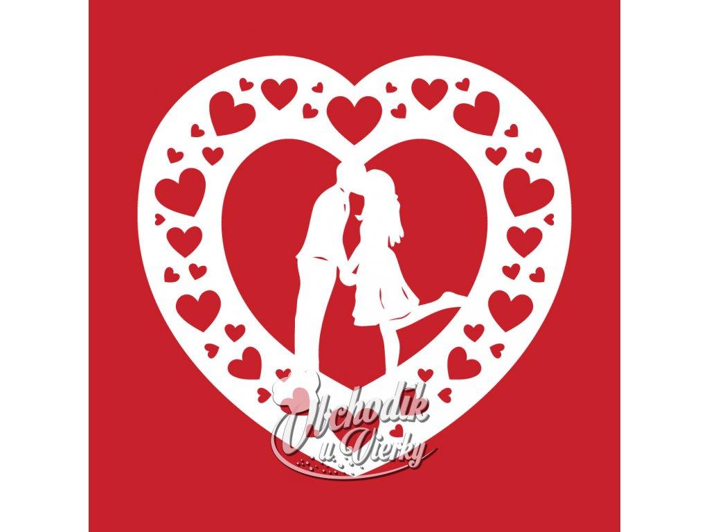VV13 Zamilovaný pár