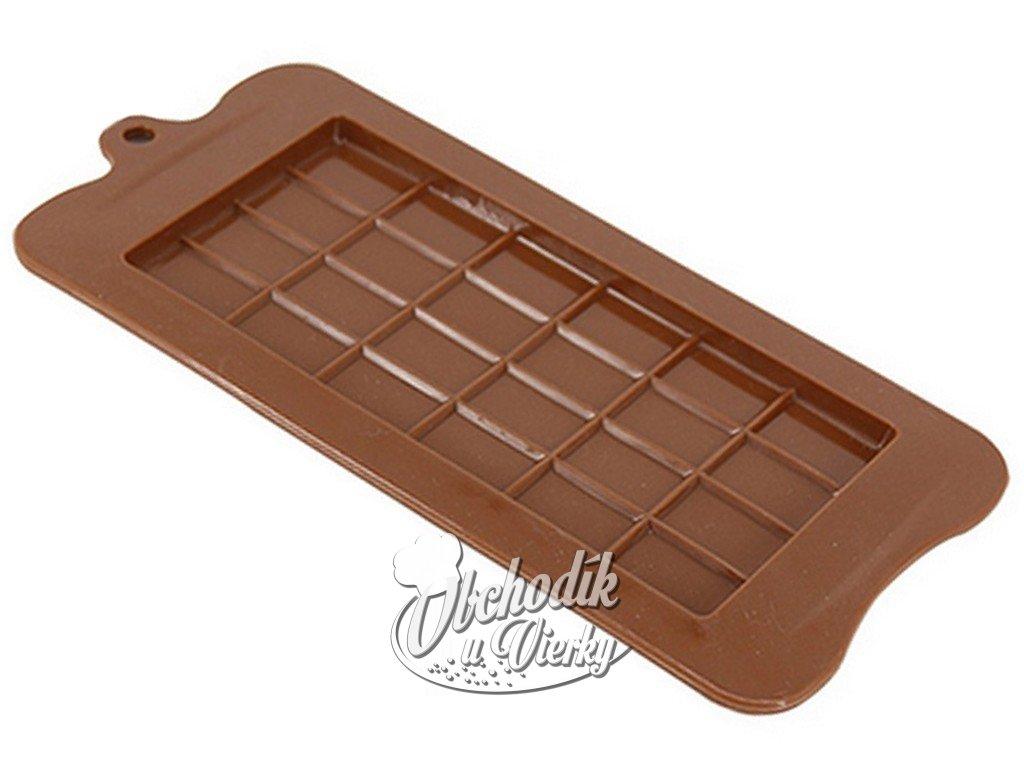 1898 Silikónová forma na výrobu čokolády