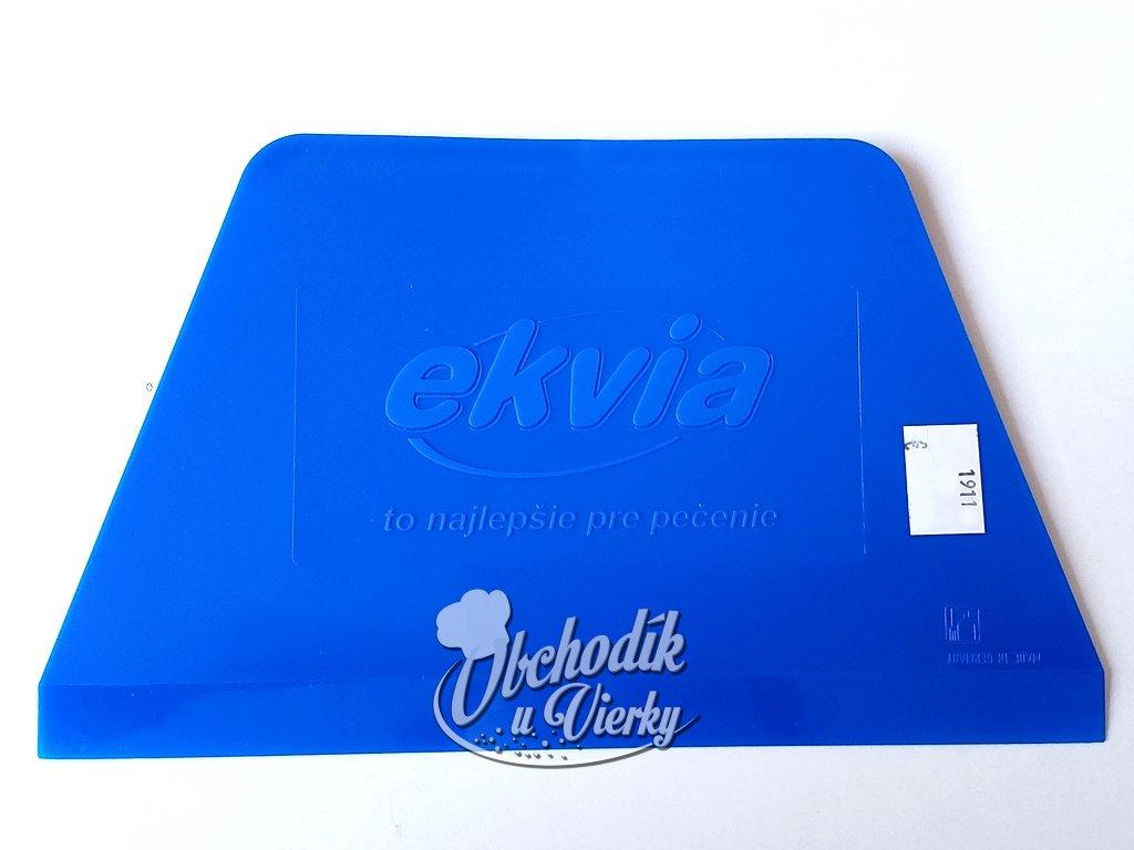 Cukrárska karta stierka veľká modrá 21,6 x 12,8 cm