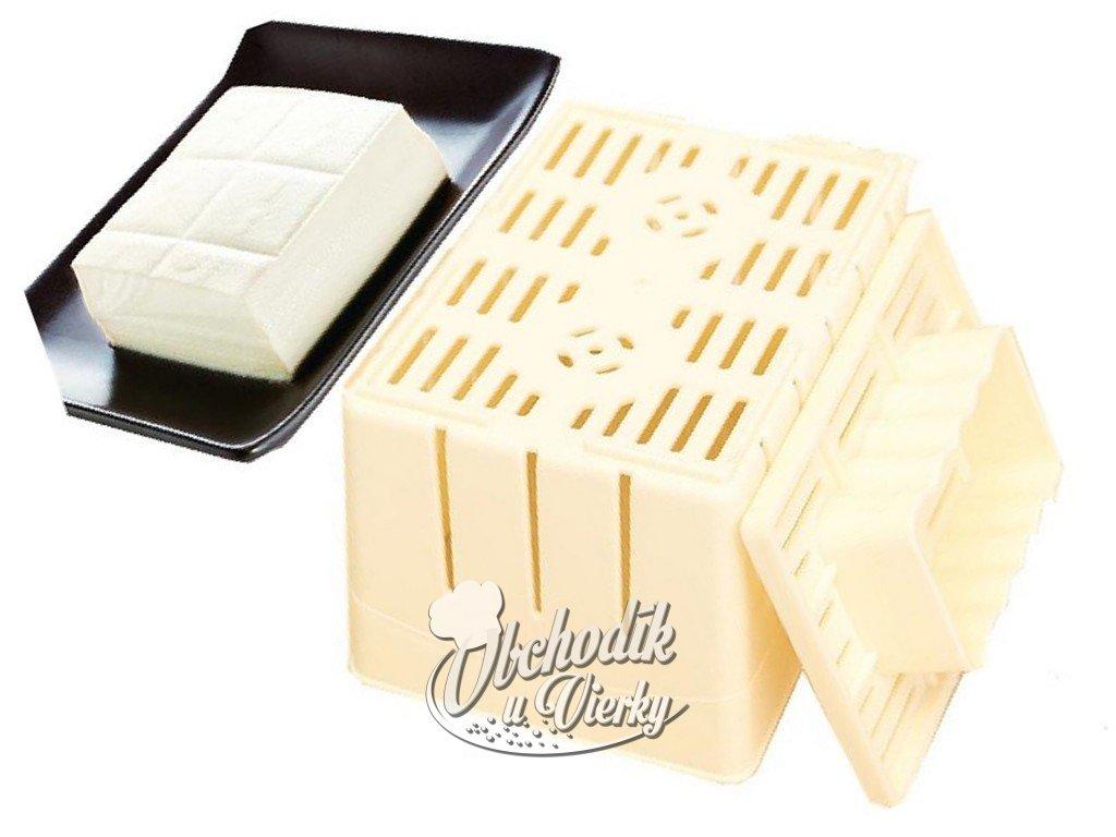 1951 FORMA LIS na výrobu syra alebo tofu (pevný plast)