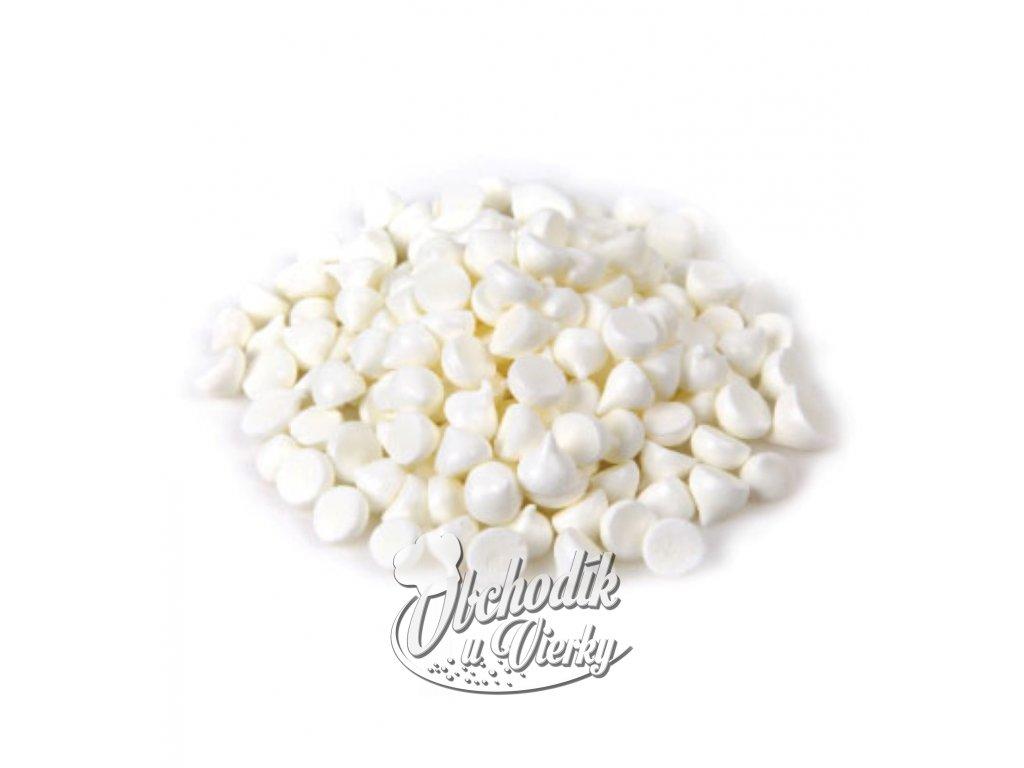 Snehové pusinky biele MINI