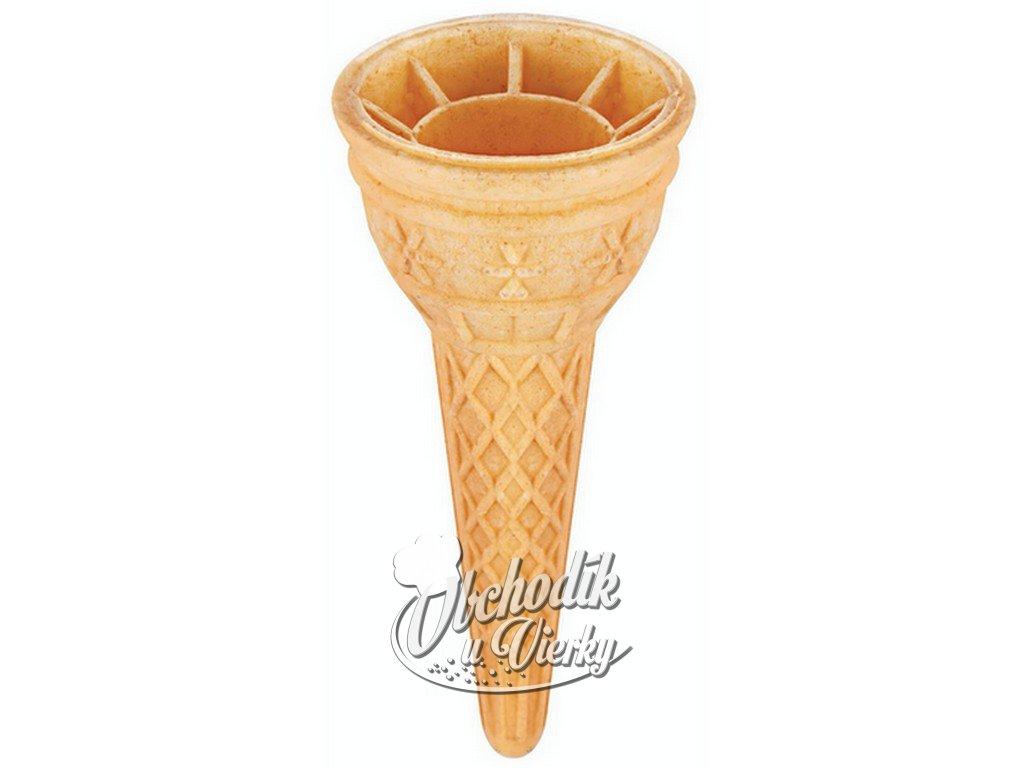 Bezlepkové kornútky na zmrzlinu GLUTEN FREE (Tulip) 12 ks