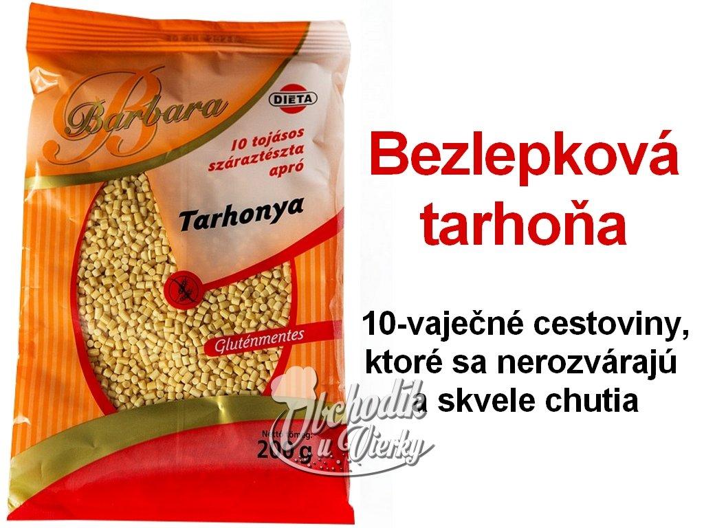 Bezlepková tarhoňa Barbara 200 g 3