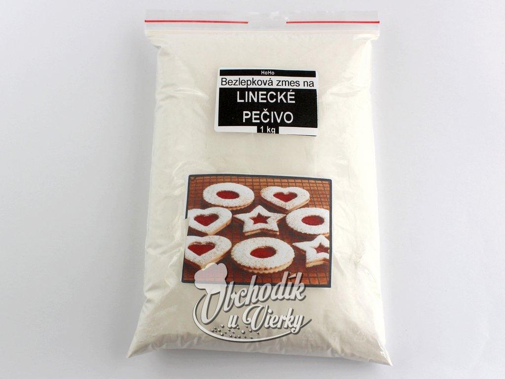 Bezlepková zmes na linecké pečivo 1kg HoHo
