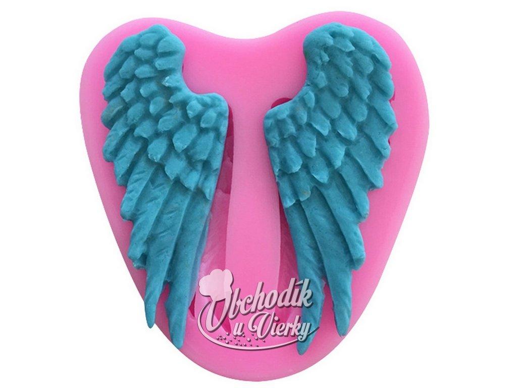 Silikónová forma na anjelske krídla 1