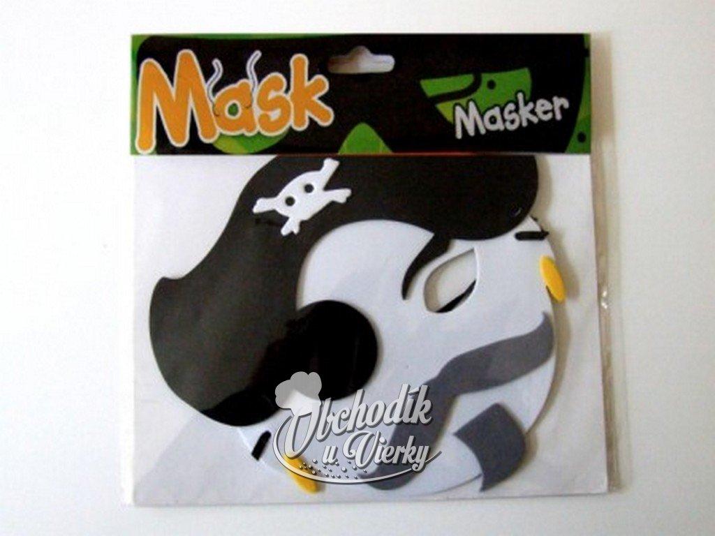 Maska jednooký pirát