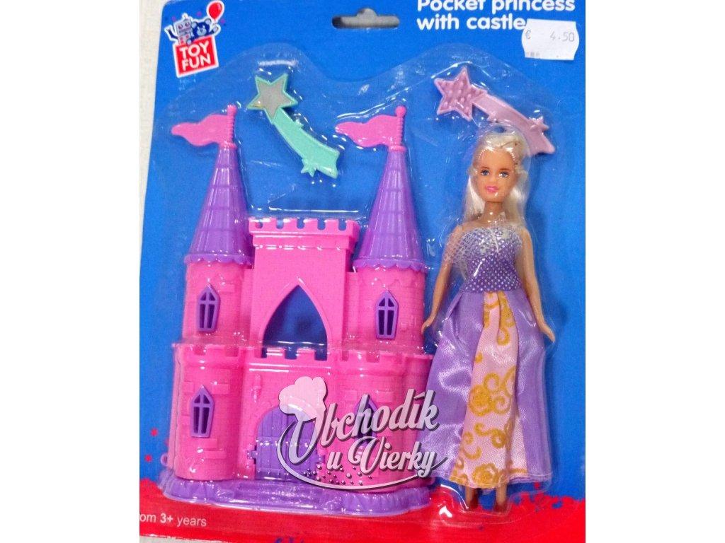 Princezná s ružovým hradom