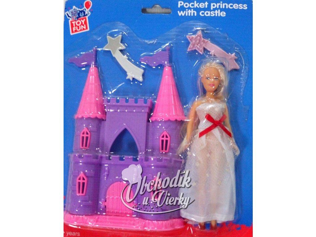 Princezná s fialovým hradom