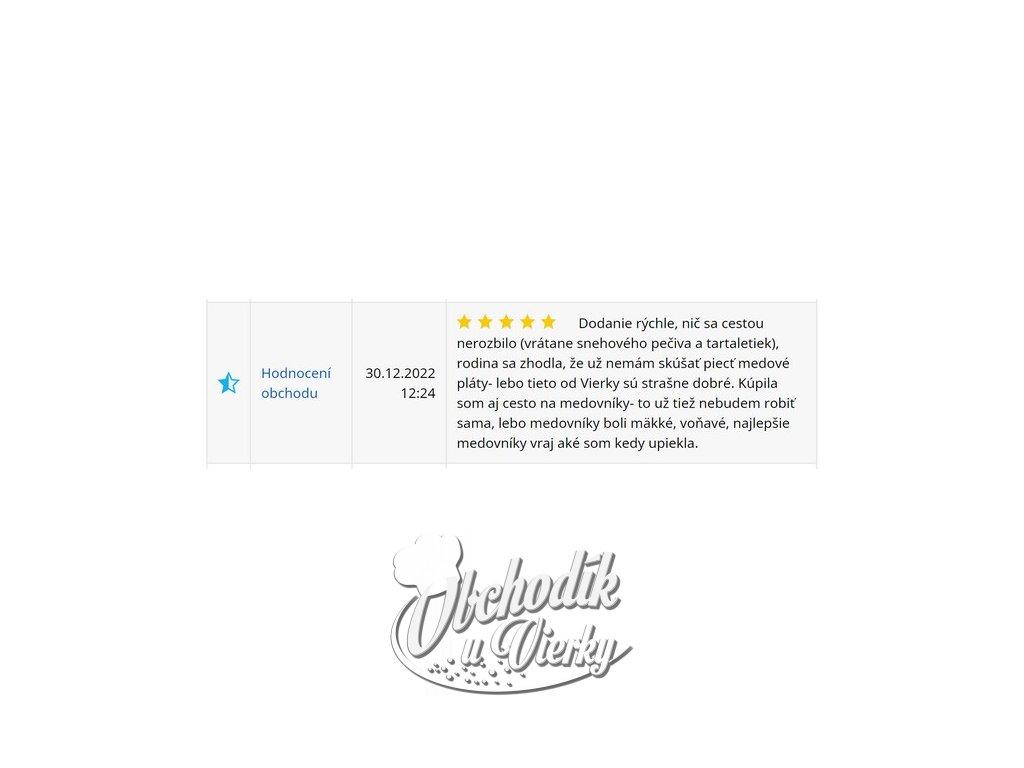 Domáce medové pláty na prípravu 30 42 ks medových rezov 420gg