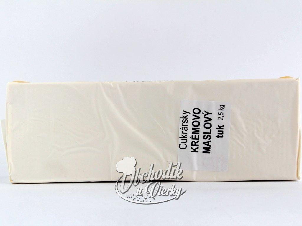 Krémovo maslový tuk cukrársky 2,5kg HoHo