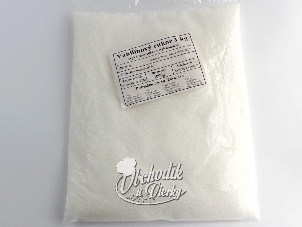 Vanilínový cukor 1 kg