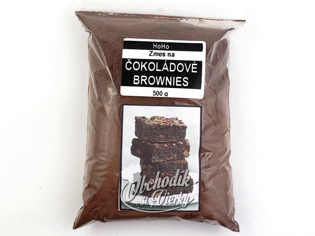 Zmes na čokoládové Brownies 500g HoHo 3