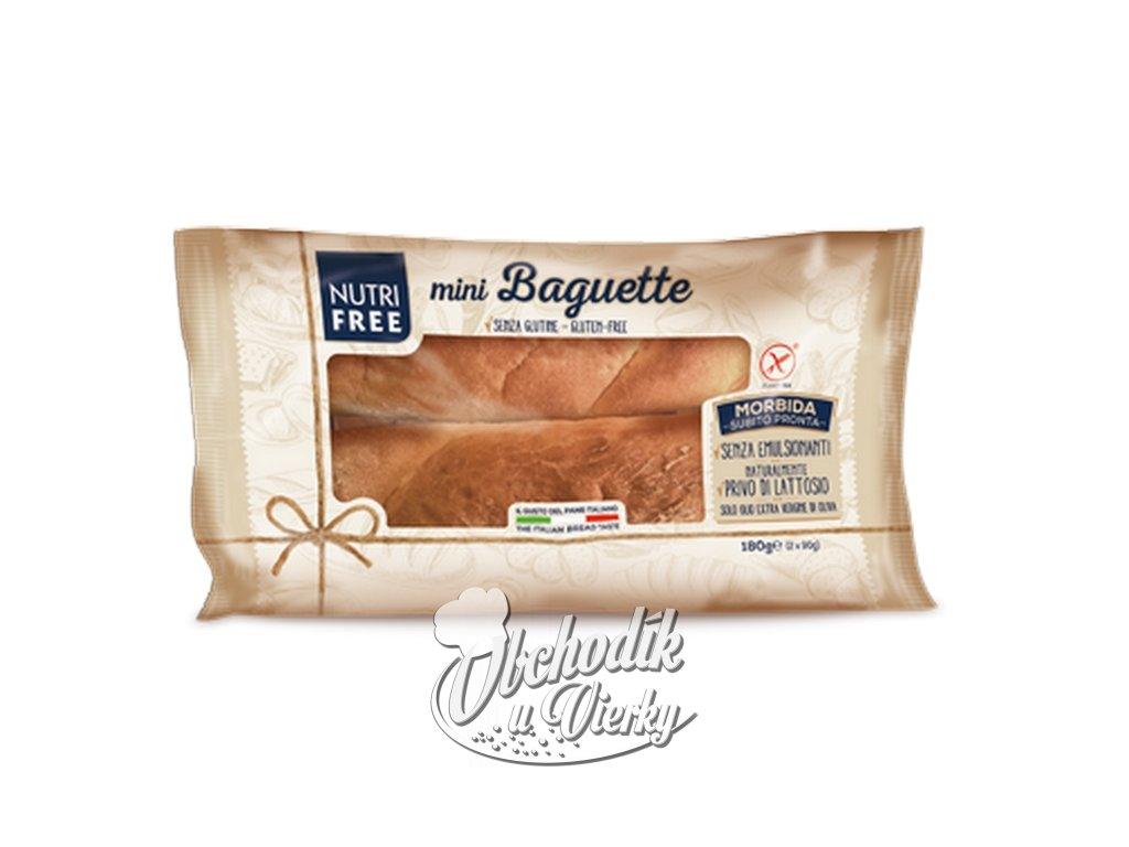 Mini Baguette NUTRI FREE 180 g