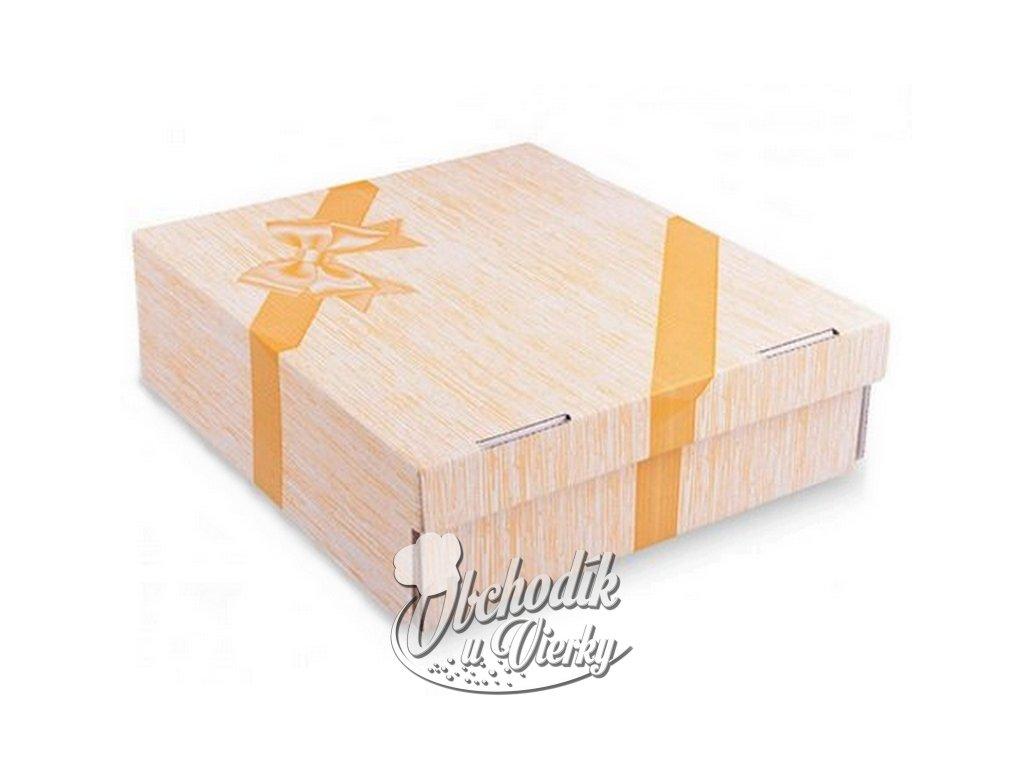 krabica na tortu celoplosna potlac 28 x 28 x 10 cm 2