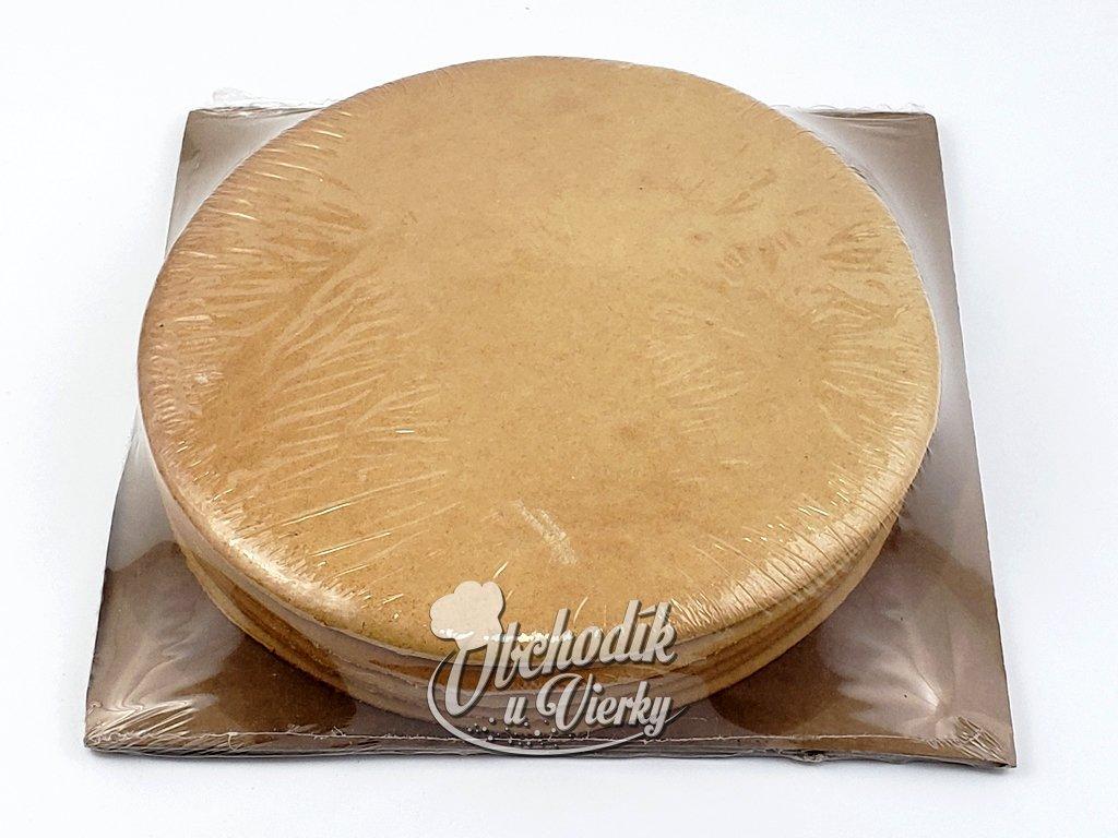 Domáce medové tortové pláty O 21,5 cm, 5 ks