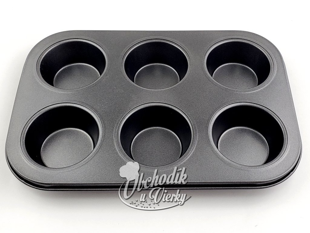Forma na muffiny 6 ks 1
