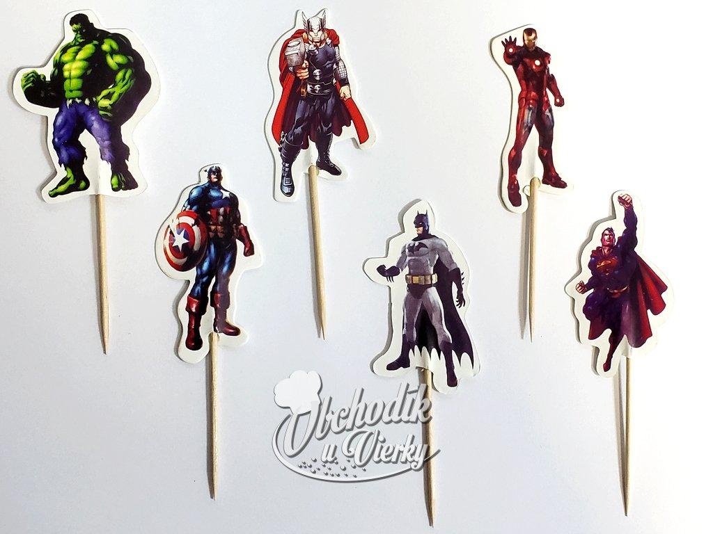 Avengers HRDINOVIA zapichovátka