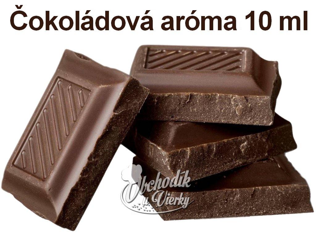 Čokoládová aróma 10 ml