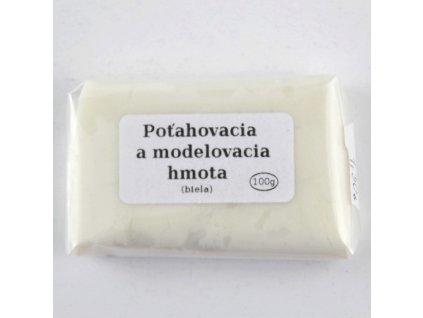 Poťahovacia a modelovacia cukrárenská hmota biela 100 g