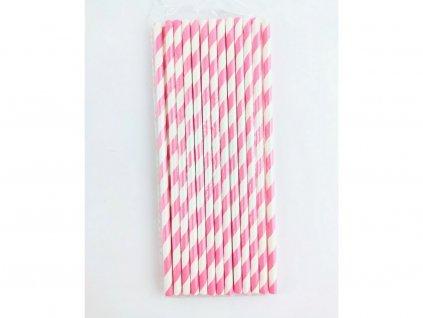 Ekologické papierové slamky 25 ks zlaté hviezdy 2
