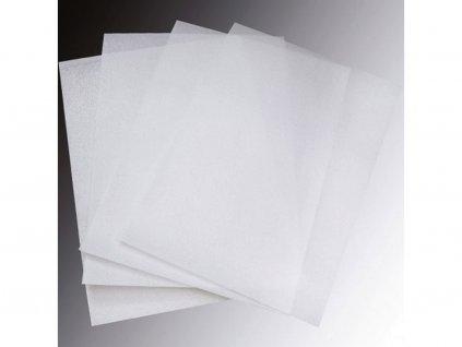 Jedlá oblátka papier BIELY na vysekávanie (Craft Cutting) 5 ks