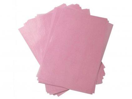 Jedlá oblátka papier RUŽOVÝ na vysekávanie (Craft Cutting) 5 ks