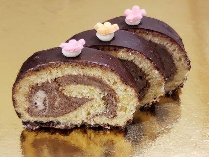 Čokoládová roláda S