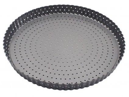 Forma na Tart dierkovaná s vyberateľným dnom O 28 cm
