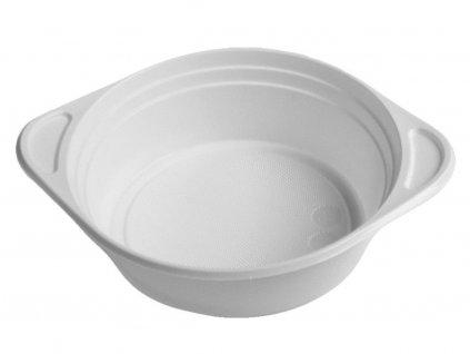 Miska na guláš polievku plastová 500 ml 10 ks