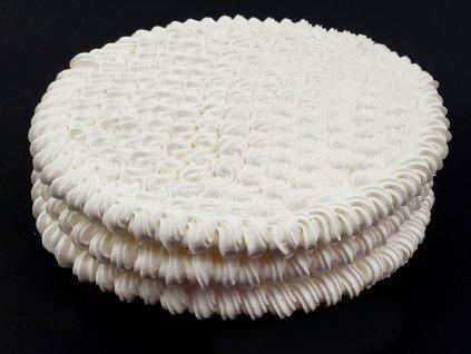 Penové tortové pláty kruhové O 30 cm (3 ks)