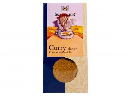 Curry kari sladké BIO koreniaci prípravok 35g