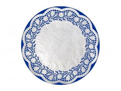 Ozdobný papier pod tortu okrúhly O 32 cm (6 ks)