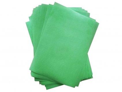 Jedlá oblátka papier ZELENÝ na vysekávanie (Craft Cutting) 5 ks