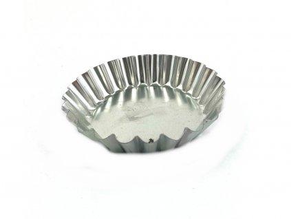 Kovová formička na tartaletku O 8 cm
