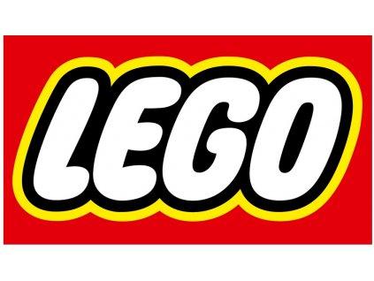 LEGO jedlý obrázok dekorácia 12,7 x 7,2 cm