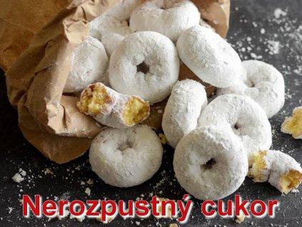 Nerozpustný cukor práškový dekoračný 500g 1