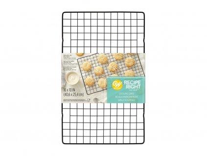 Mriežka na chladenie a polievanie dezertov 40,6 x 25,4 cm WILTON 1